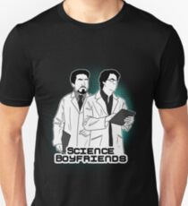 Science Boyfriends - Minimalistic T-Shirt