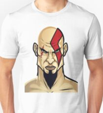 Kratos Head T-Shirt