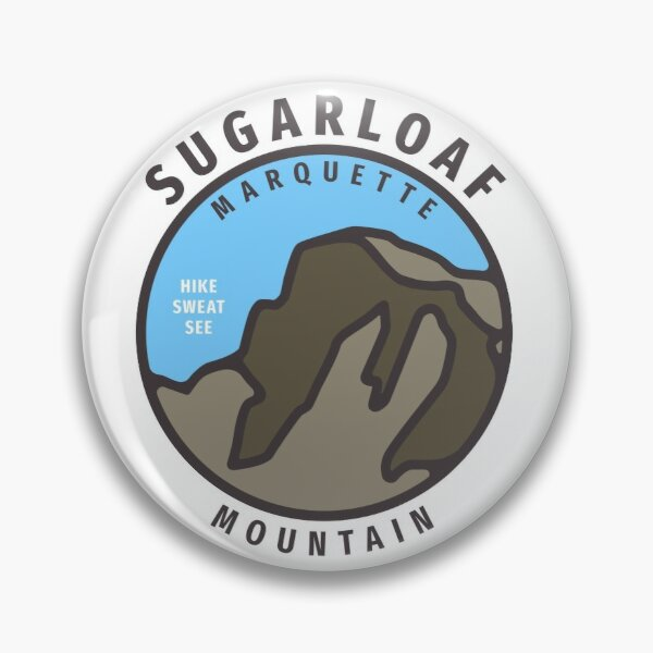 Sugarloaf Mountain, Marquette Pin