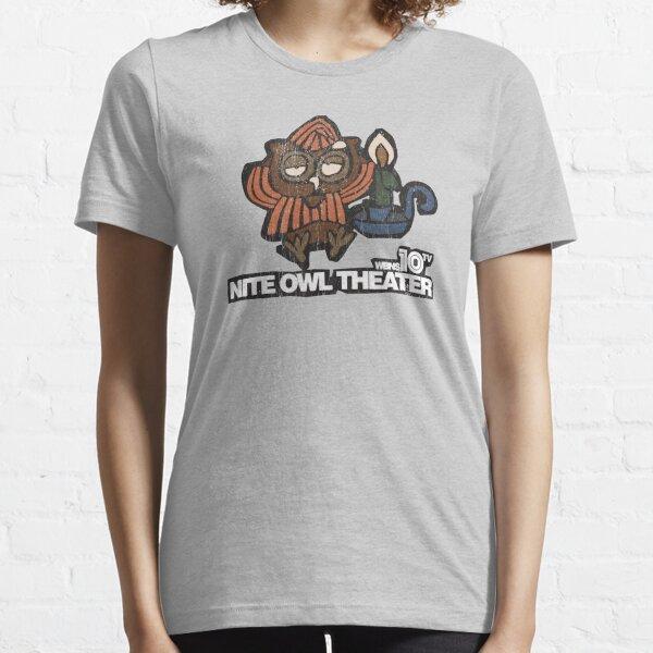 WBNS 10TV: Teatro Nite Owl Camiseta esencial