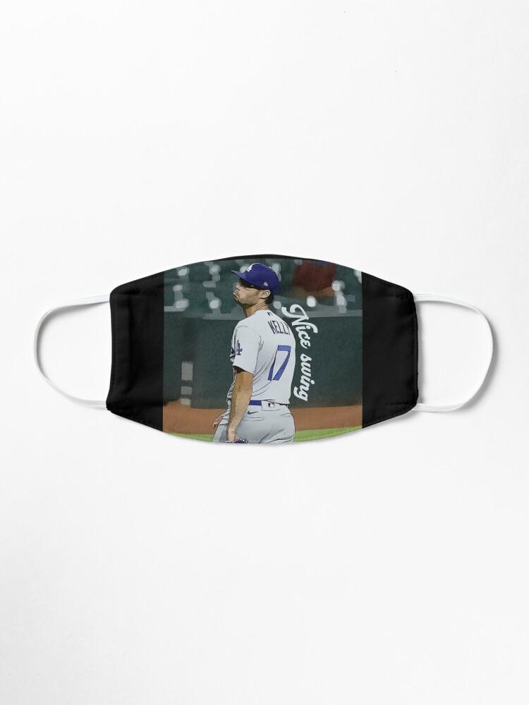 Nice Swing Bitch Joe Kelly Dodgers Baseball Meme Mask By Nhdrltp30 Redbubble