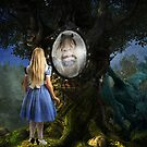 Dark Tales - Through the Looking Glass by Kim Slater