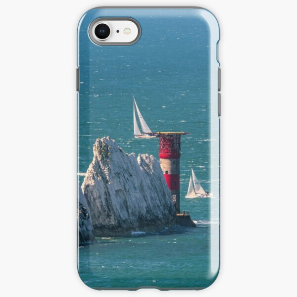 RORC Race The Wight Rounding The Needles iPhone Tough Case