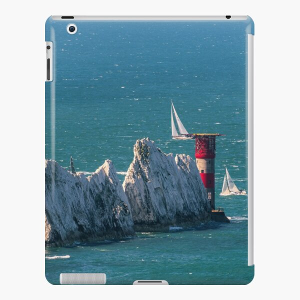 RORC Race The Wight Rounding The Needles iPad Snap Case