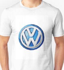 Volkswagen Impressionist Canvas T-Shirt