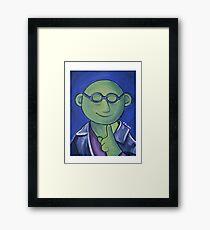 Bunsen Honeydew, Eighth Doctor Framed Print
