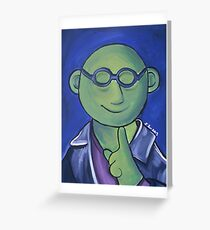Bunsen Honeydew, Eighth Doctor Greeting Card