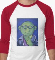 Bunsen Honeydew, Eighth Doctor Men's Baseball ¾ T-Shirt