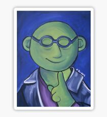 Bunsen Honeydew, Eighth Doctor Sticker