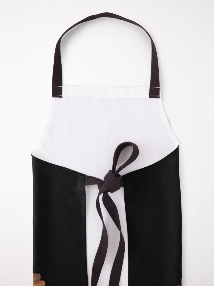 Alternate view of The Librarian's Horde Apron