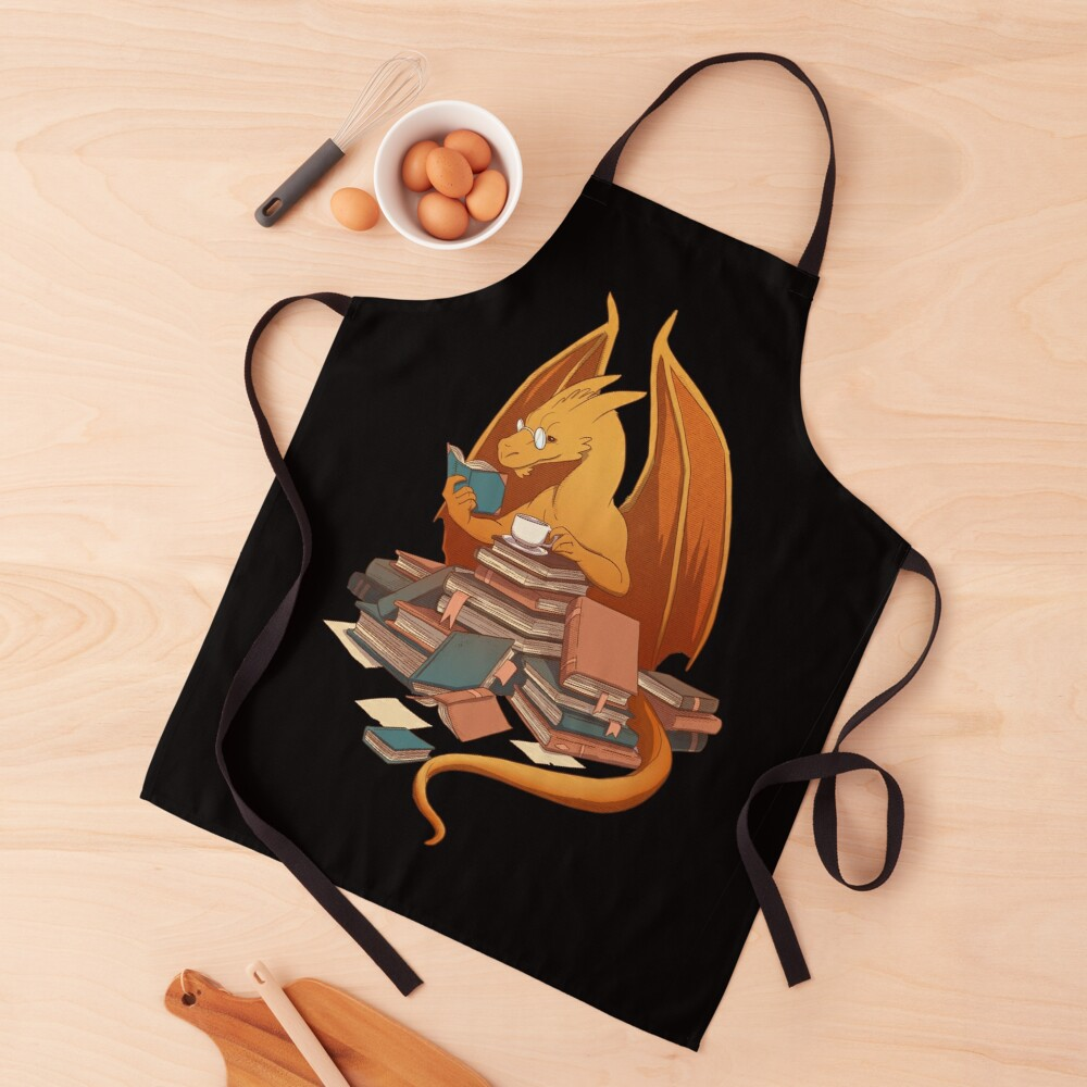 The Librarian's Horde Apron