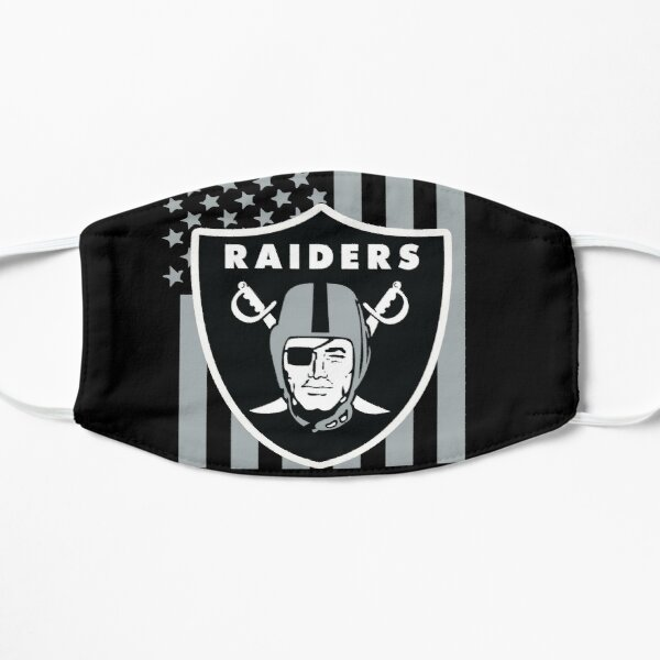 raiders-vegas american flag   Mask