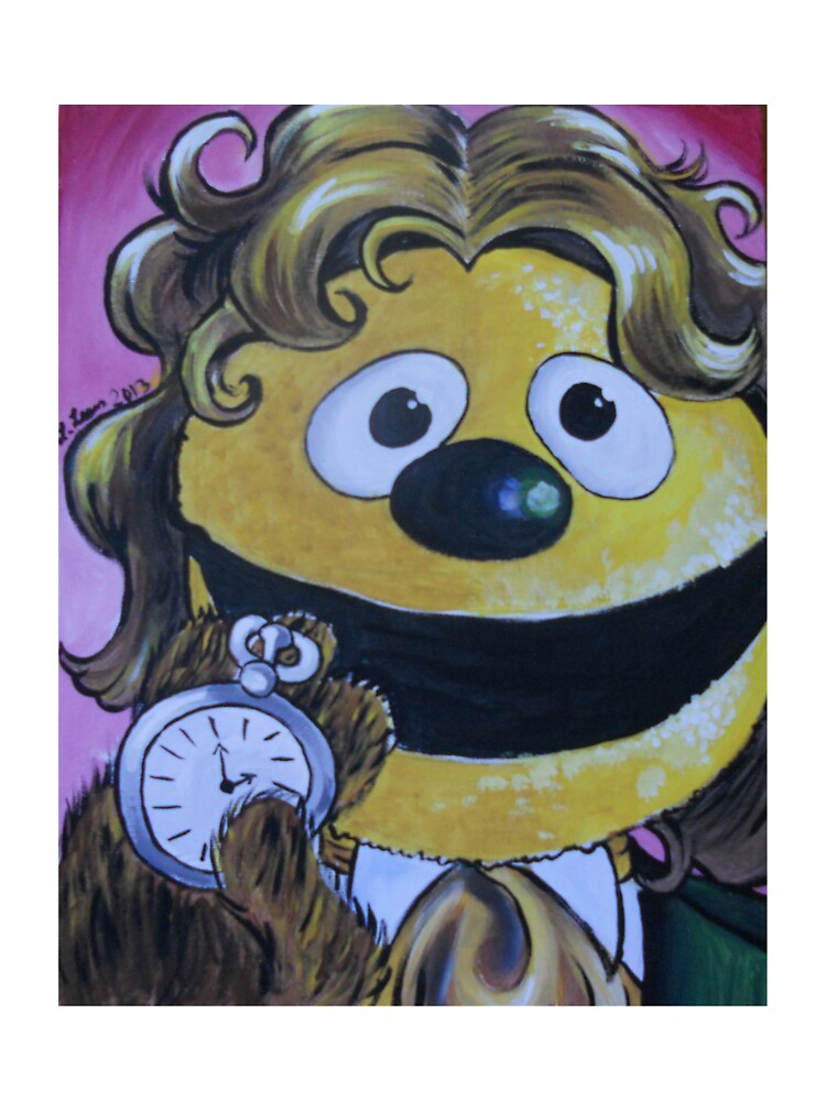 Rowlf the Dog, Eighth Doctor by lissyleem