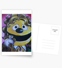 Rowlf the Dog, Eighth Doctor Postcards