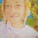 Sunflower by Jennifer Ingram