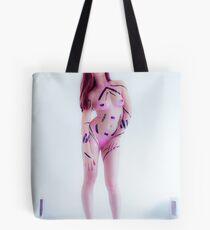 Pink Tape 2012 Danni Nicole Tote Bag