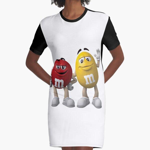 m&m's Graphic T-Shirt Dress