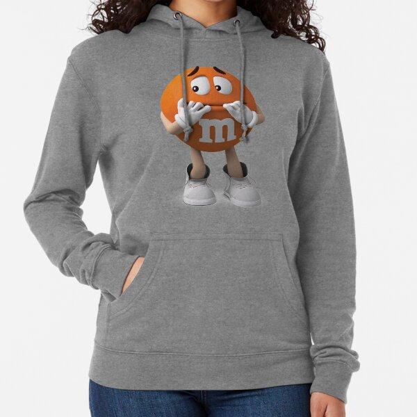 m&m's orange Lightweight Hoodie