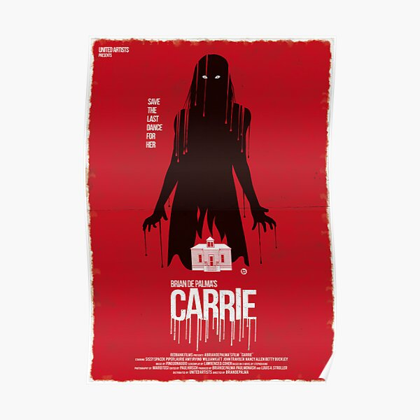 Carrie (Collection rouge) Poster