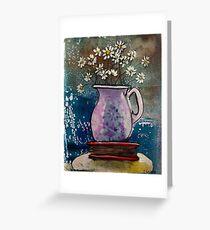 799  daisies by Gerda Smit Greeting Card