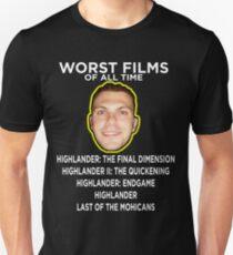 Ken's Film List Unisex T-Shirt