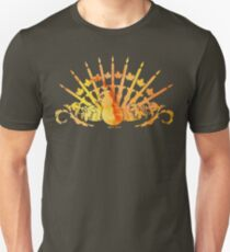 Thanksgivukkah, or Chunuksgiving  Unisex T-Shirt