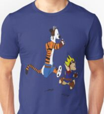 Calvin and Hobbes Jak And Daxter Unisex T-Shirt