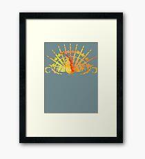 Thanksgivukkah, or Chunuksgiving  Framed Print