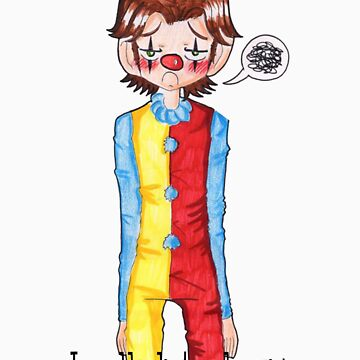 Sam Winchester really hates clowns.  by IamChibivillage
