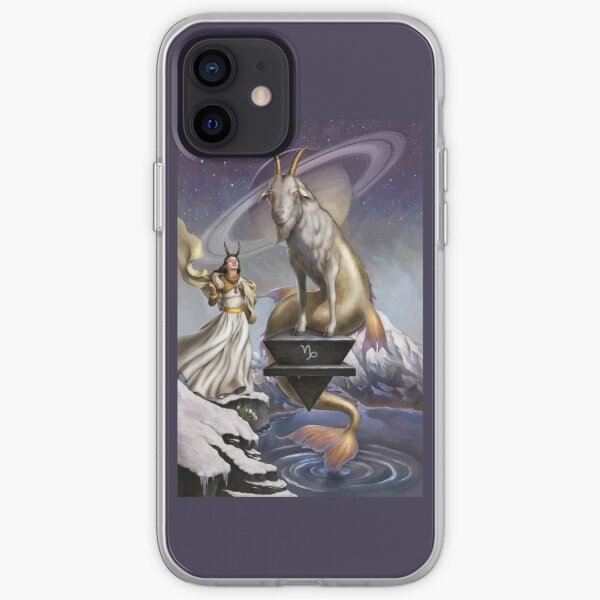 Capricorn iPhone Soft Case