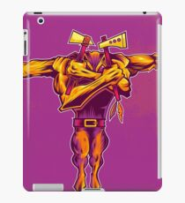T is for Tomahawk Tommy iPad Case/Skin