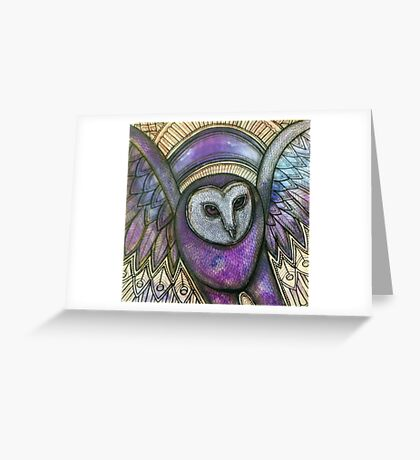 Nocturne Greeting Card