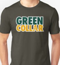Green Collar Unisex T-Shirt