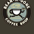 Bean N Gone Coffee Shop by themarvdesigns
