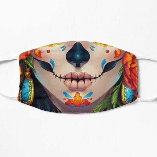 Catrina Face Mask Sugar Skull Mask