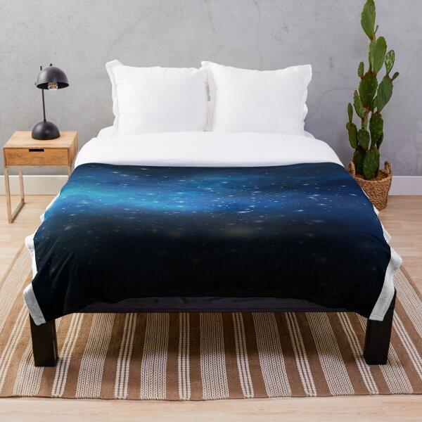 sky-stars-design Throw Blanket