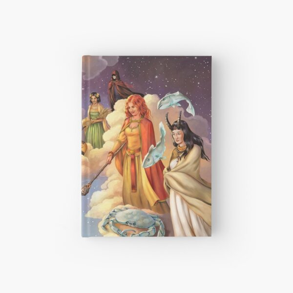 Star Signs Hardcover Journal