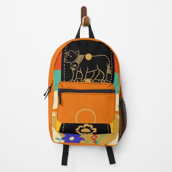 Swiss cowbell  Backpack