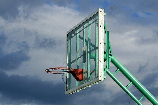 Basketball Hoop by rhamm