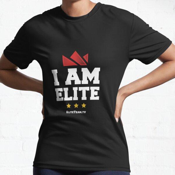 I Am Elite Active T-Shirt