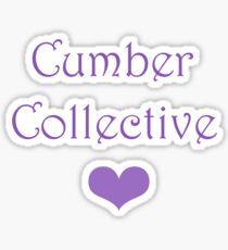 Cumber Collective <3  Sticker