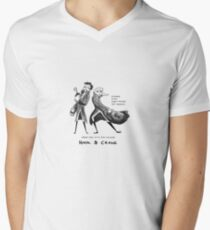 Hold on to your Knickers Men's V-Neck T-Shirt