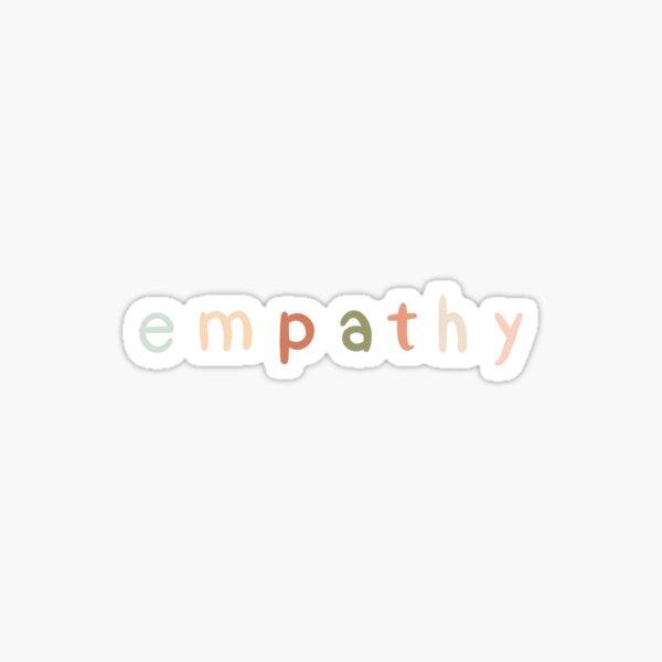 Empathy Sticker
