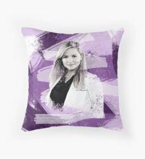 Arizona Robbins  Throw Pillow