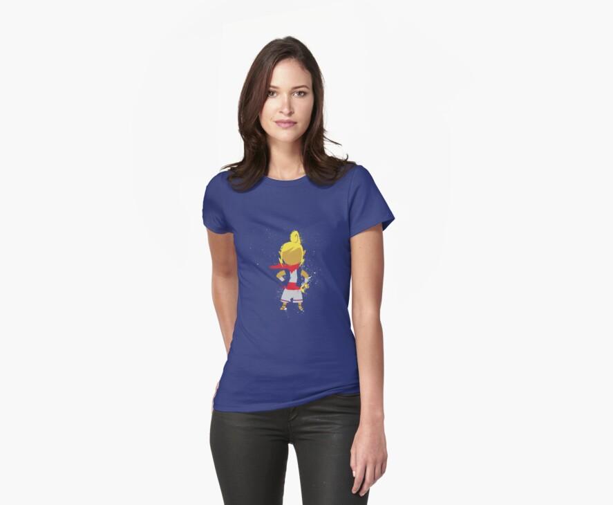 Tetra/Princess Zelda Wind Waker Shirt by thedailyrobot