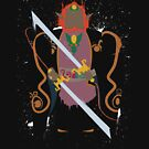 Ganon Wind Waker Splattery Design by thedailyrobot
