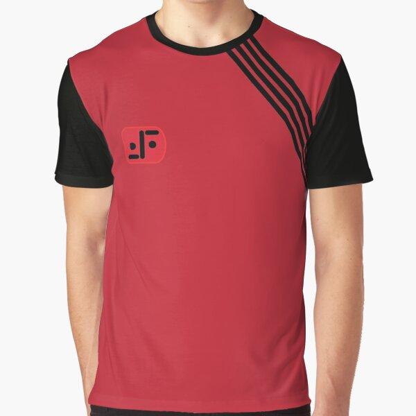 V - the visitors uniform 4 stripes Graphic T-Shirt