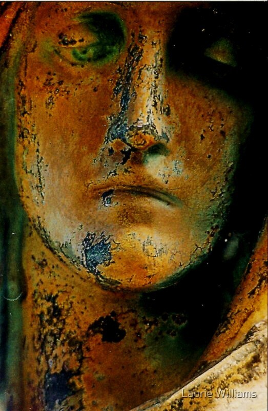 Corroded Mary by Laurie Williams