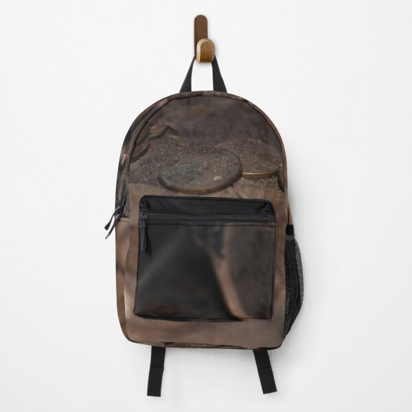 Glasses and Pennies Backpack