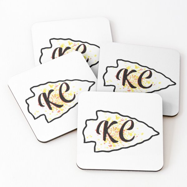 KC  Coasters (Set of 4)
